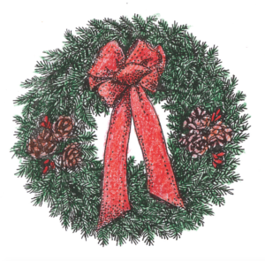 Wreath Corporate Gifts - Northeast Kingdom Balsam