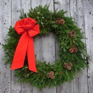 "34"" Wreaths (Balsam or Cedar-Pine)-0"